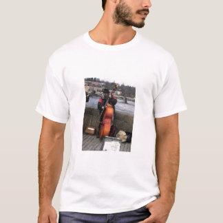 T-shirt Bassiste de Prague