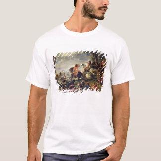T-shirt Bataille de Marseille, le 4 octobre 1693, 1837