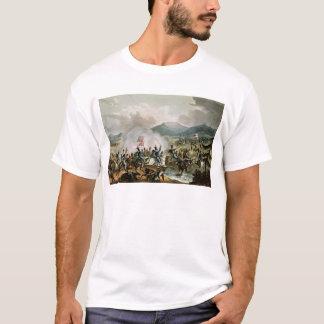 T-shirt Bataille de Moralès, gravée par Thomas Sutherland