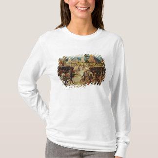 T-shirt Bataille de Poitiers, de Froissart chronique