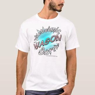 T-shirt Bataille de Webcomic de CHARIOT