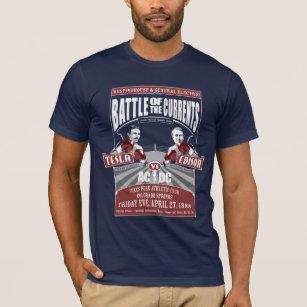T-shirt Bataille des courants