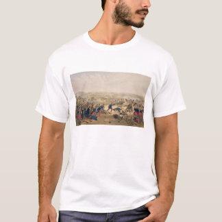 T-shirt Bataille du Tchernaya, le 16 août 1855, plat f
