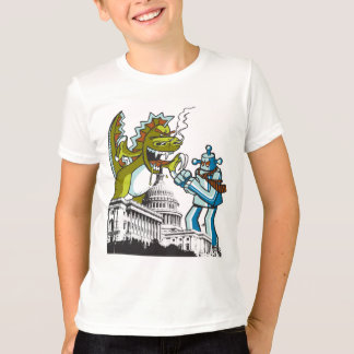 T-shirt Bataille sur Capitol Hill (S.A.M. contre Smokie)