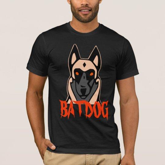 t-shirt batdog