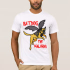 T-Shirt Batdog the malinois