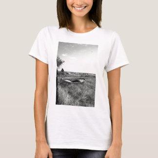 T-shirt Bateau abandonné