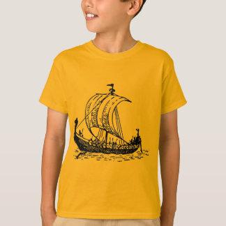 T-shirt Bateau de Viking