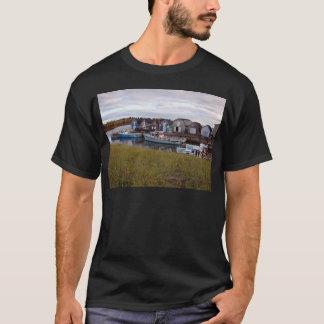 T-shirt Bateaux sur île Prince Edouard