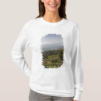 T-shirt Bâti le Thabor, site de transfiguration biblique