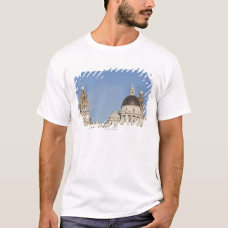 T-shirt Bâtiment de foie, Liverpool, Angleterre