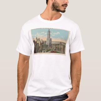 T-shirt Bâtiment de Woolworth