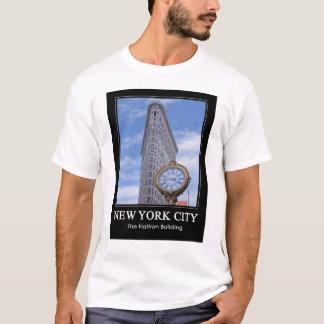T-shirt Bâtiment et horloge 1C de Flatiron