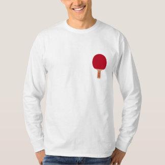 T-shirt Batte de ping-pong