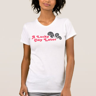 T-shirt Batteur blanc de garçon de dames