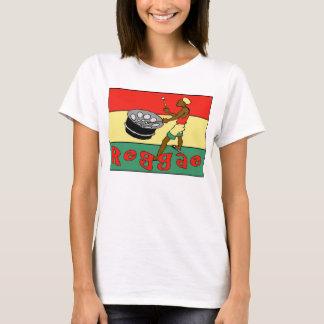 T-shirt Batteur de reggae