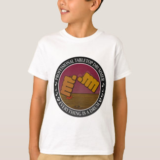 T-shirt Batteur de table