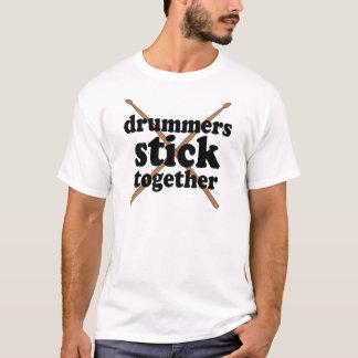 T-shirt Batteur drôle