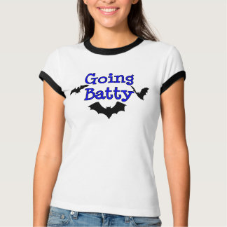 T-shirt Batty allant