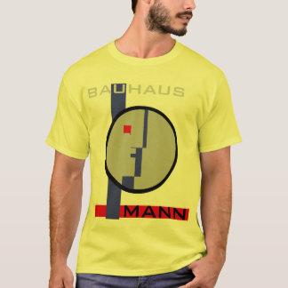 T-SHIRT BAUHAUS MANN