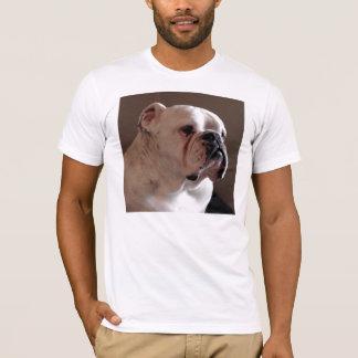 T-shirt Baxter le bouledogue anglais