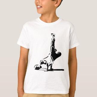 T-shirt bboy