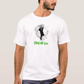 T-shirt BBoy chemise des 4 vies