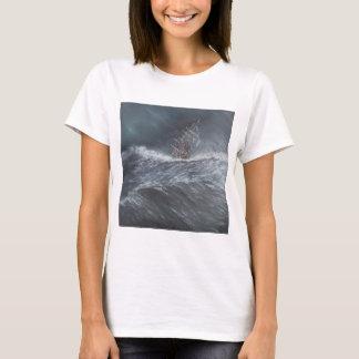 T-shirt Beagle de voie HMP dans une tempête outre du Cap