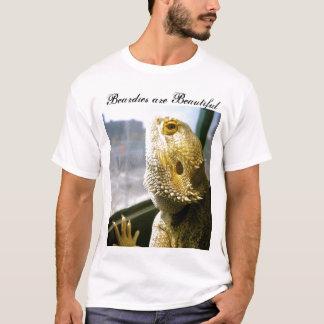 T-shirt Beardies sont beau