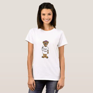 T-shirt Bearly éveillé