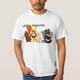 T-shirt BEARS ADDICTED