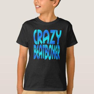 T-shirt Beatboxer fou