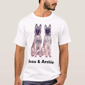 T-shirt Beau et archie