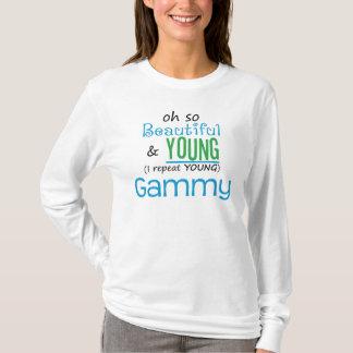 T-shirt Beau et jeune estropié