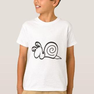 T-shirt beau heureux de bébé de chat de joie animale