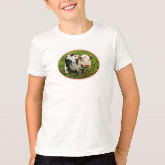 T-shirt Beau porcelet