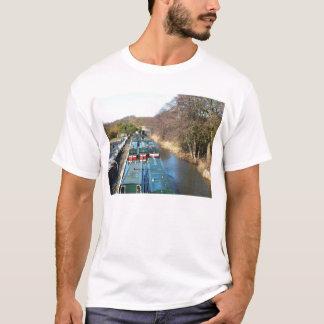 T-shirt Beaucoup de bateaux de canal