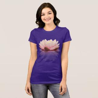 T-shirt Beauté de fleur de Lotus