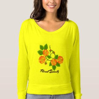 T-shirt Beauté florale