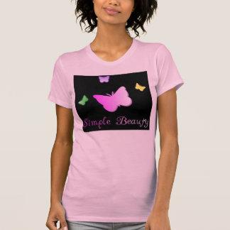 T-shirt Beauté simple