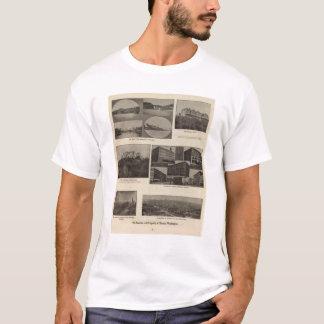 T-shirt Beautés, prospérité, Tacoma, lavage