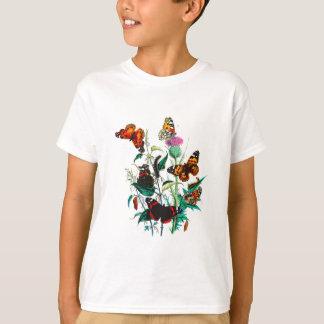 T-shirt Beaux papillons