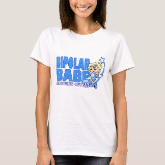 T-shirt Bébé bipolaire