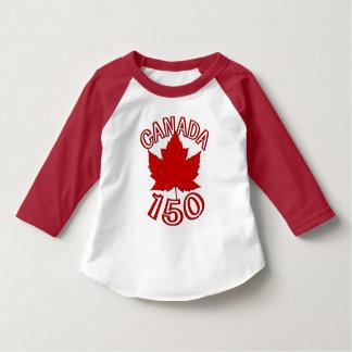 T-shirt Bébé Canada de chemises du Canada 150 Jersey 150