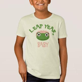 T-Shirt Bébé d'année bissextile