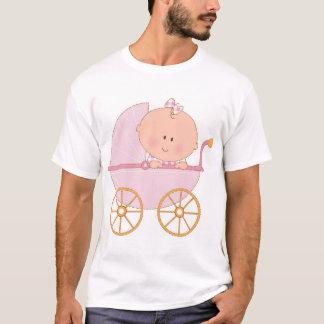 T-shirt Bébé dans le chariot