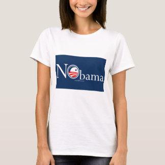 T-shirt Bébé de dames de NObama - poupée (adaptée)