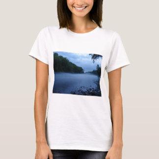 T-shirt Bébé de dames - poupée (adaptée) - brume de