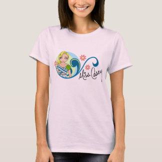 """T-shirt Bébé de """"Mlle Casey"""" - poupée"""