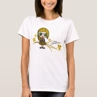 """T-shirt Bébé de """"Mlle Cosmopolitan"""" - poupée"""
